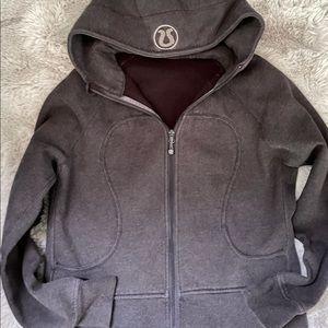 Lululemon zip up hoodie size 12